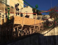 Palco Sardinhas Achadas