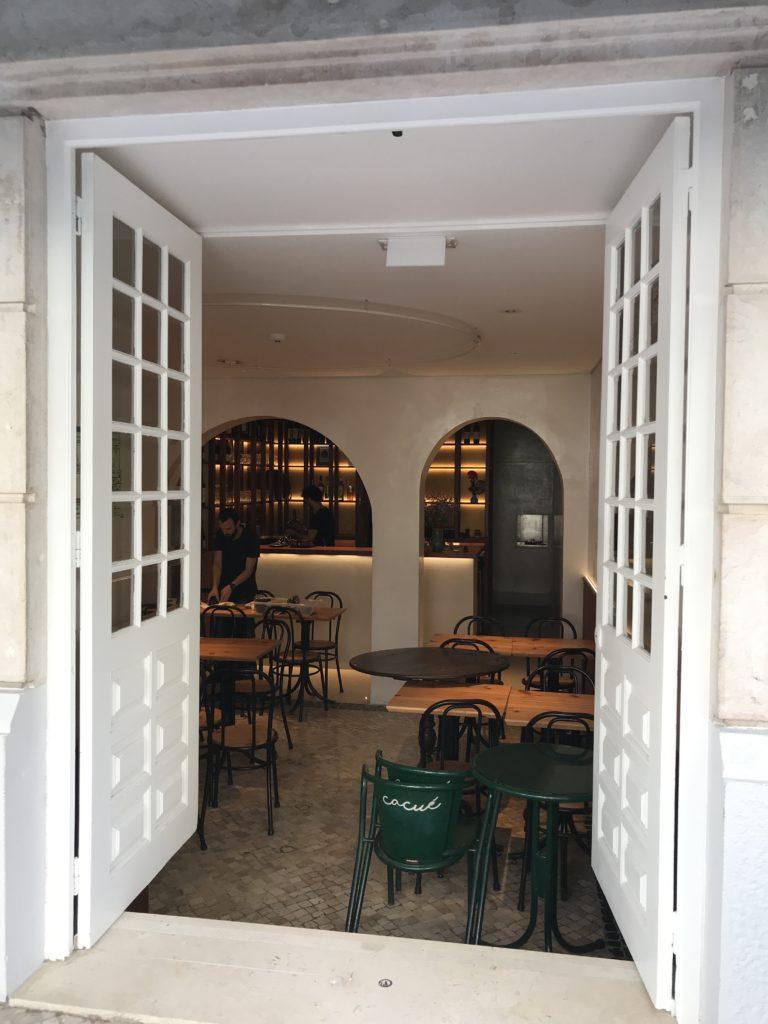 Cacué_Restaurante